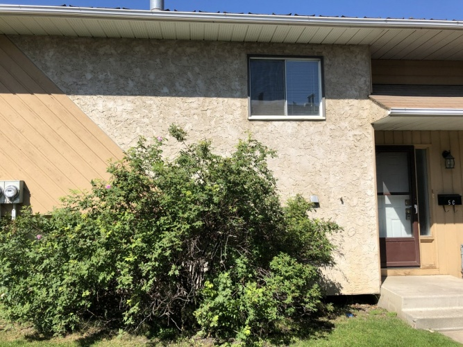 Fourplex For Rent 5A Oliver Street, Red Deer, 2 Bedrooms, 1.5 Bathrooms