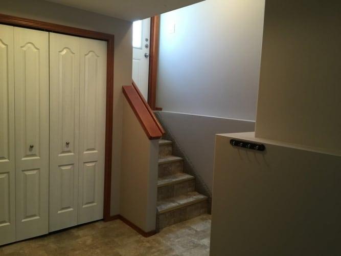 Lower For Rent B - 224 Jenner Crescent, Red Deer, 2 Bedrooms, 1 Bathroom