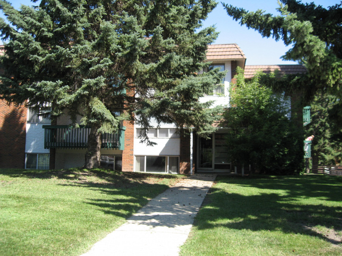 Apartment For Rent 302 6759 59 Ave, Red Deer, 2 Bedrooms, 1 Bathroom