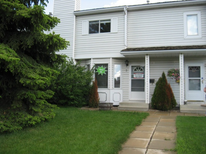 Townhouse For Rent 3 Gilmore Ave, Red Deer, 3 Bedrooms, 1.5 Bathrooms