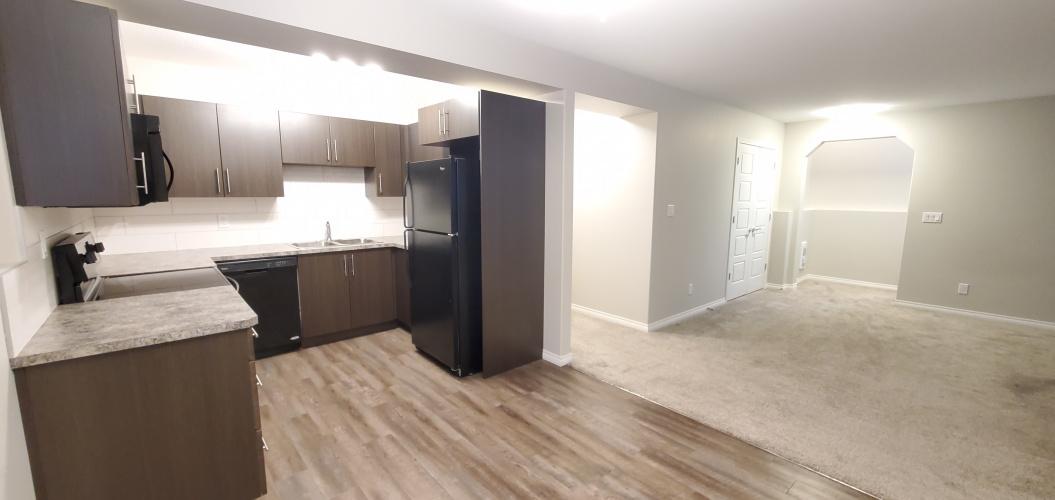 Basement Suite For Rent B 125 Hinshaw Drive, Sylvan Lake, 2 Bedrooms, 1 Bathroom